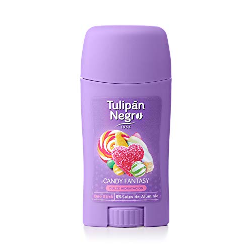 Tulipán Negro Desodorante Stick Candy fantasy 50 ml