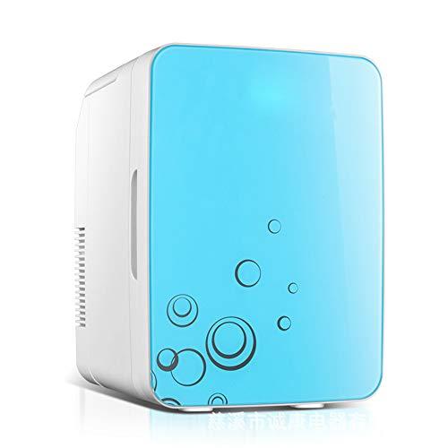 10 Litre Petit Réfrigérateur Ménage Dortoir Étudiant Réfrigéré Mini Voiture Réfrigérateur pour Voitures Maisons Bureaux et Dortoirs
