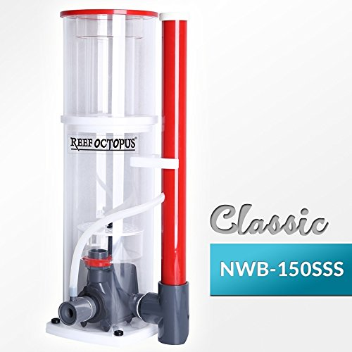 Reef Octopus Classic 150 Space Saver Protein Skimmer NWB150SSS