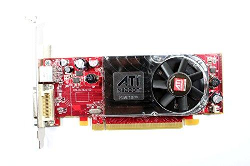 Dell FM351 ATI Radeon HD2400 256MB Grafikkarte 102B2760701 w/Fan Optiplex 330 360 740 760 960 Grafik