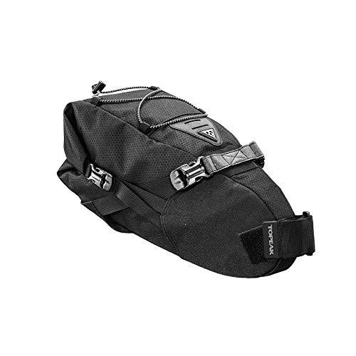 Topeak BackLoader-6 L - Mochila para Bicicleta de Adulto, Unisex, Color Negro, Talla única