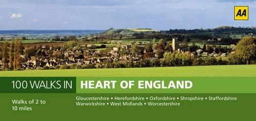 Heart of England (AA 100 Walks in)