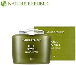 正規輸入品 NATURE REPUBLIC(ネイチャーリパブリック) CP ナイトクリーム 55ml NJ1174