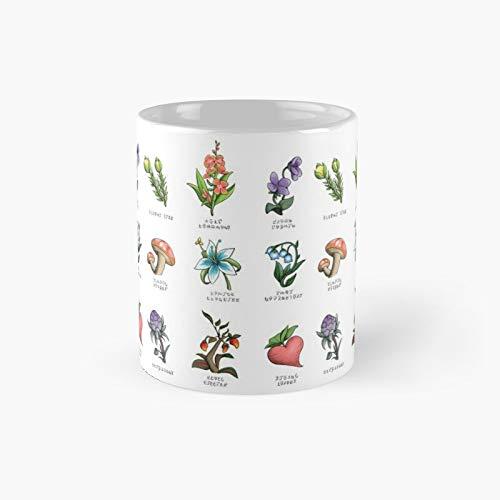 Legendary Flora Classic Mug 11 Oz.