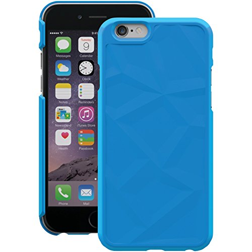 Trident iPhone 6/ Case, iPhone 6s Case - Durable, Frustration Free Packaging, Hard Plastic - Blue