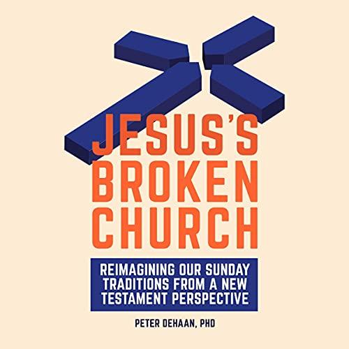 Jesus's Broken Church cover art