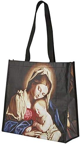 Relgious Catholic Visions of Mary Eco-Friendly - Tote 8 Bag Miami Colorado Springs Mall Mall pk
