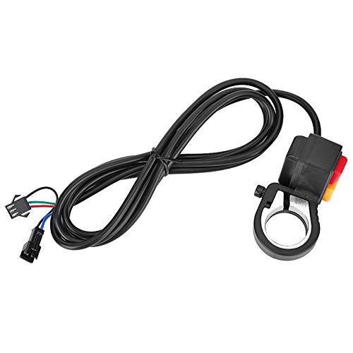 Interruptor de bicicleta 2 en 1, la palanca de embrague de la luz de la señal PERCH como se muestra en la imagen con plástico para la moto E-Bike Scooter