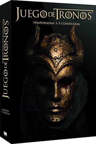 Pack Juego De Tronos Temporada 1-5 [DVD]