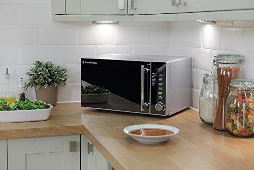 Russell Hobbs RHM2017 20L Silver Digital Microwave