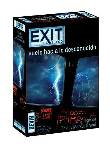 Devir- Exit 15 Juego, Multicolor (BGEXIT15)