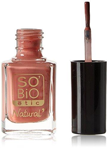 So Bio étic nagellak 06 Pink Nude 10 ml