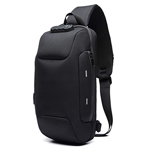 Syfinee Anti-Theft Backpack with 3-Digit Lock...