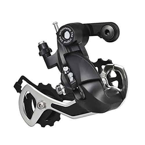 ZJJX Deragliatore per bicicletta, ingranaggi, cambio mountain bike, TX35, cambio universale per occhialini