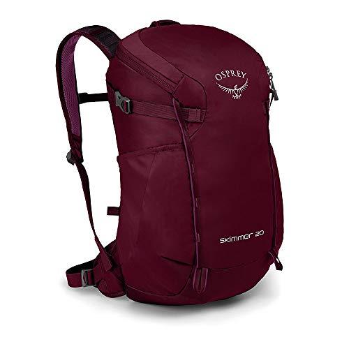 Osprey Skimmer 20 Wanderrucksack für Frauen - Plum Red (O/S)