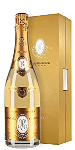 Champagne A.O.C. Cristal Gift Box 2012 Louis Roederer Bollicine Francia 12,0%