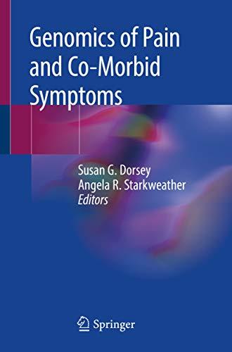 41kBePOaKYL - Genomics of Pain and Co-Morbid Symptoms