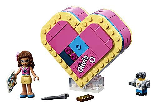 Lego 41357 Friends Olivias Herzbox (Vom Hersteller Nicht mehr verkauft)