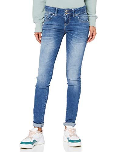 LTB Jeans Damen Molly M Jeans, Lilliane Wash 53223, 27W / 30L