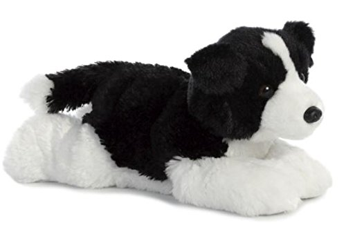 Aurora Flopsies, Border Collie Suave, 31566, 12 Pulgadas,