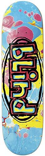 Blind Skateboard-Brett/Deck, oval, 17,8 cm