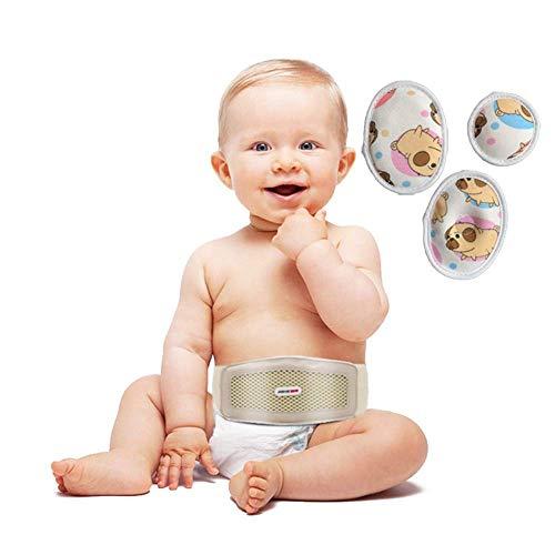 Baby Hernia Belt Belly Button Band Umbilical Truss Newborn Belly Band...