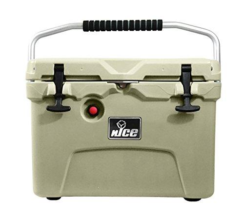 nICE Cooler, Beige, 20 Quart, CKR-517301