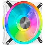 Corsair iCUE QL140 RGB White 140mm シングルファン PWM対応 PCケースファン CO-9050105-WW FN1396