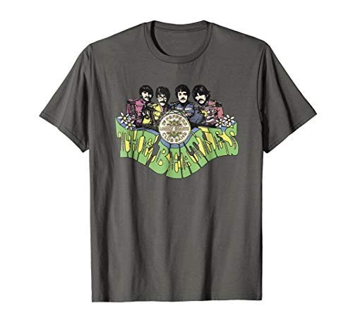 The Beatles Lonely Hearts Club 2 T-shirt