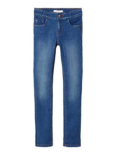 NAME IT Girl Jeans Skinny Fit 134Medium Blue Denim