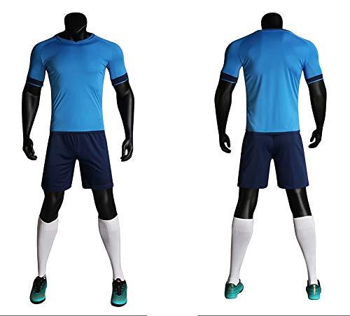 Buy-To Voetbalset voor volwassenen, om zelf te maken, set voor heren, trainingspak voor kinderen, zonder schoenen en sokken