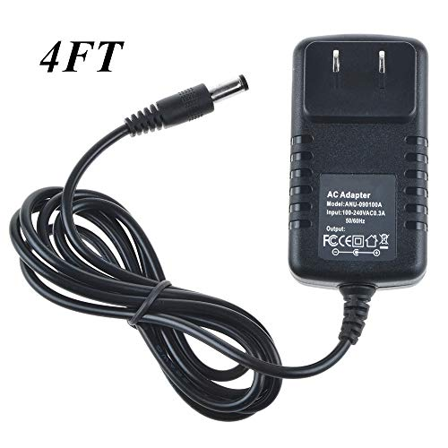 SLLEA AC Adapter Charger for Laney IRT-Pulse Ironheart Tube Pre Amp & Recording Interface Power Supply Cord PSU