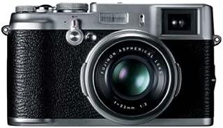 Fujifilm FinePix X100 12.3MP Mirrorless Digital SLR (Black) with SD Card