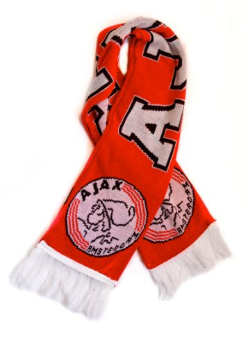 Ajax Fan Scarf | Premium Acrylic Knit