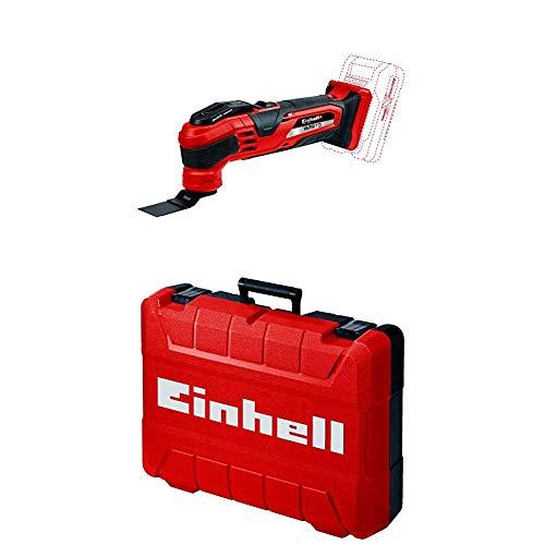 Einhell Akku-Multifunktionswerkzeug VARRITO Power X-Change + Einhell Koffer E-Box M55/40