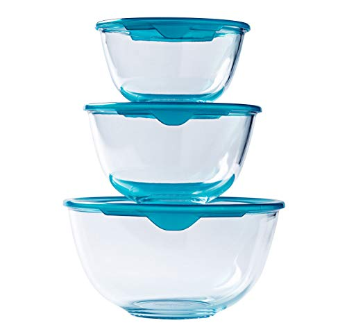 Pyrex Prep & Store Set 3Pc