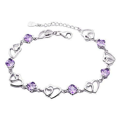 Cadeaux d'anniversaire beau bracelet réglable de mode #08