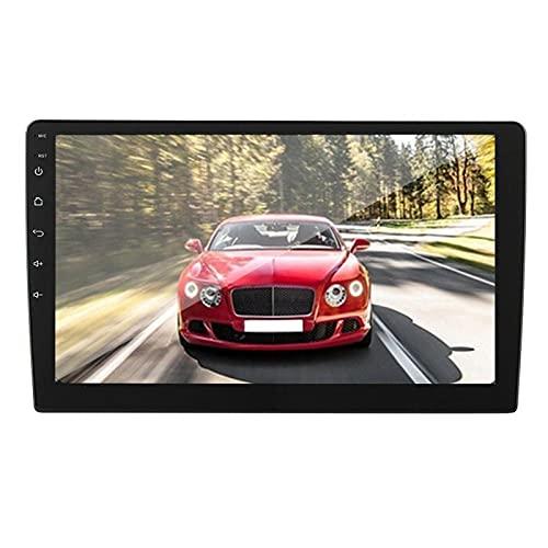 Pantalla LCD del coche 10.1in 1024x600 HD Bluetooth Wifi Navegación GPS Quad Core Video Radio Audio Reproductor Mp5