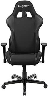 DXRacer OH/FH11/N Formula Series Black Gaming Chair - Includes 2 free cushions