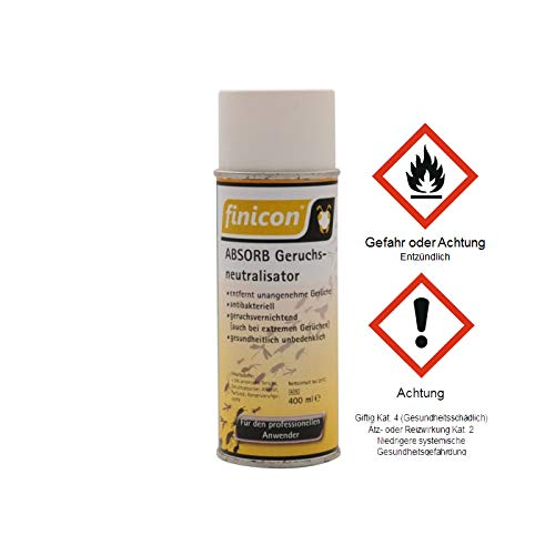 Finicon® Absorb Geruchsneutralisator