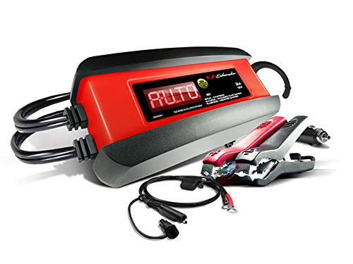 Schumacher SP1297 12V Fully Automatic Battery...