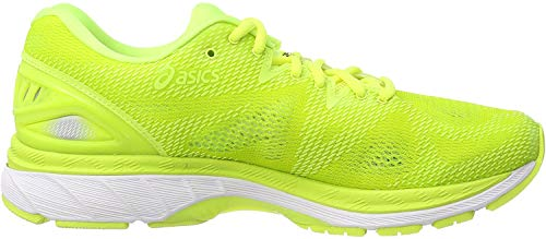 Asics Gel-Nimbus 20 Stockholm Marathon, Zapatillas de Running para Hombre, Amarillo (Stockholm/2018/Flash Yellow 0707), 42.5 EU