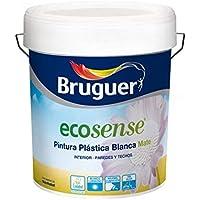 Bruguer 5159758 - Pintura plástica ecológica Bruguer BLANCO mate Ecosense