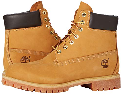 Timberland 6in Premium Boot, Boots Homme - Blé, 44 EU
