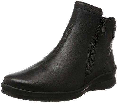 Semler Xenia, Damen Chelsea Boots, Schwarz (Schwarz), 37.5 EU (4.5 UK)