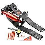 myBESTscooter - Kit de Suspension Monorim Authentique V2 pour Trottinette électrique Xiaomi M365 1S...