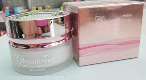 Best New Mistine Glutathione Intensive Whitening Facial Cream 30 G.