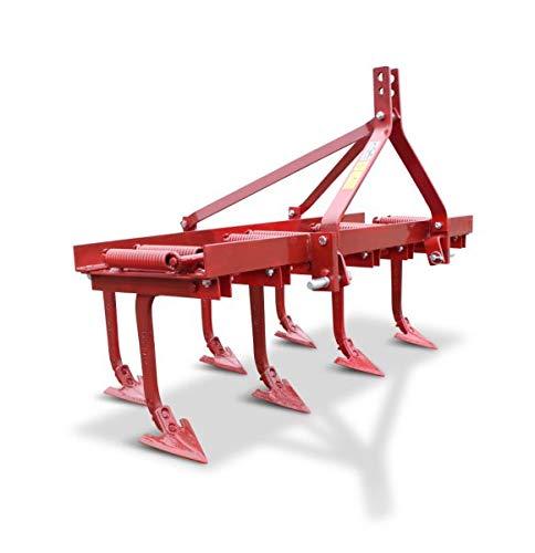 Wallentin & Partner | Flügelschargrubber | Grubber 1,75m | Saatbeetgruer ab 40 - 50 PS | Grubber Traktor Dreipunktanbau Kat. 1 und 2