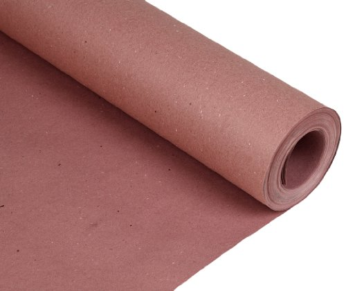 Plasticover Red Rosin Paper, 36' Wide by 200' Long