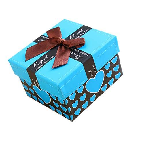 ZUOLUO Cajas Regalo Carton Cajas Carton Regalo Bastante Cajas de Almacenamiento Caja...